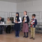 Private & Parochial School Spelling Bee Finalists